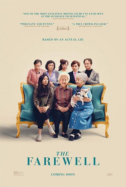 The Farewell 2019 FRENCH BRRip XviD AC3-NoTag