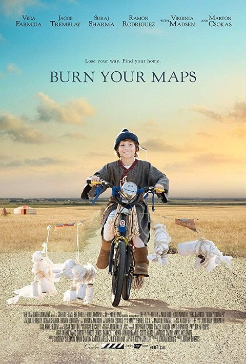 Burn Your Maps 2016 FRENCH BRRiP XviD AC3-NoTag