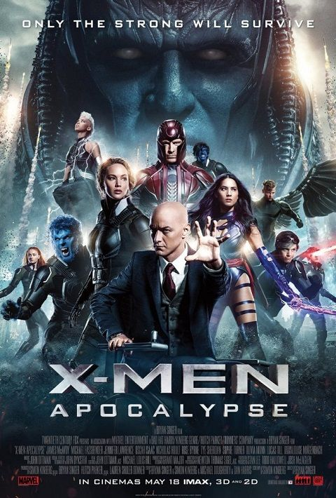 X-Men Apocalypse 2016 FRENCH 720p BluRay x264-PiNKPANTERS
