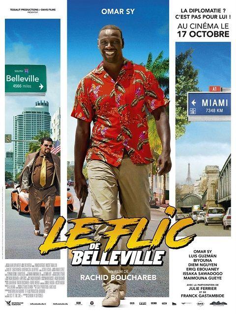 Le Flic De Belleville 2018 FRENCH BRRip XviD AC3-NoTag