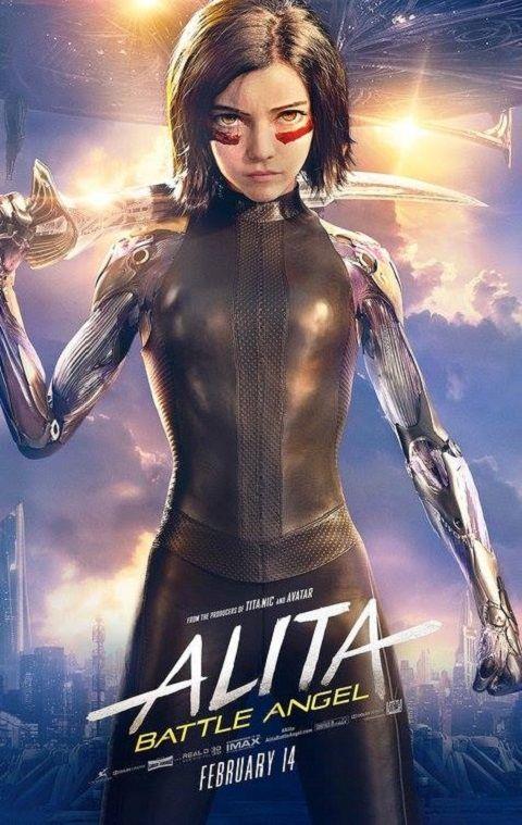 Alita Battle Angel 2019 FRENCH BRRip XviD AC3-NoTag