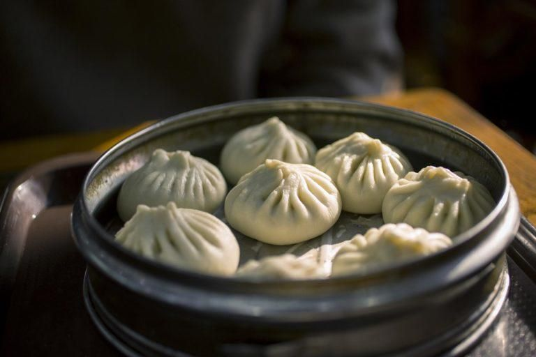 Eat Dumplings and Baozi