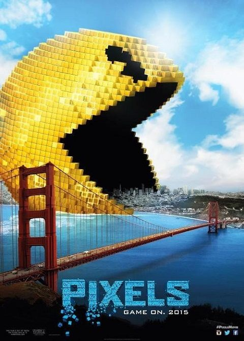 Pixels 2015 TRUEFRENCH 720p BluRay x264-Goatlove