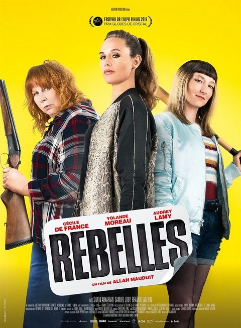 Rebelles 2019 FRENCH BRRip XviD AC3-NoTag