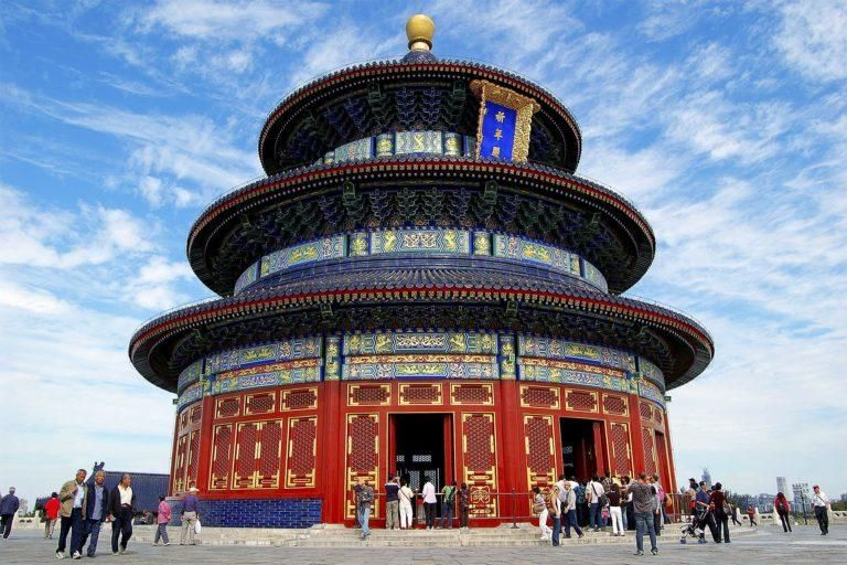 Gawk at the Temple of Heaven