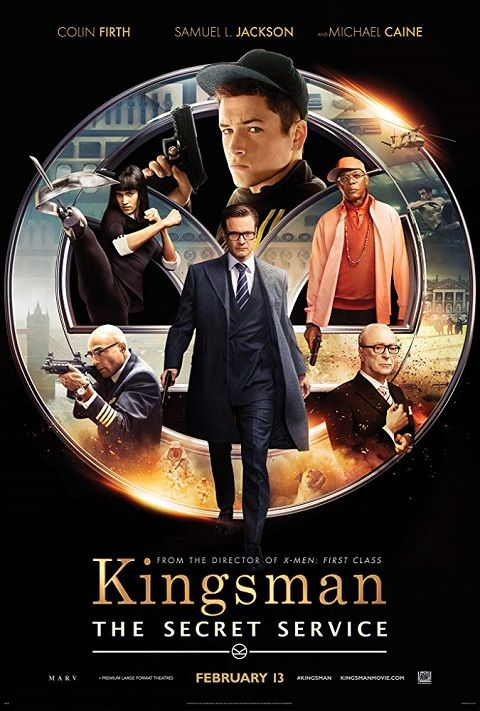 Kingsman The Secret Service 2014 FRENCH BRRip XviD AC3-NoTag