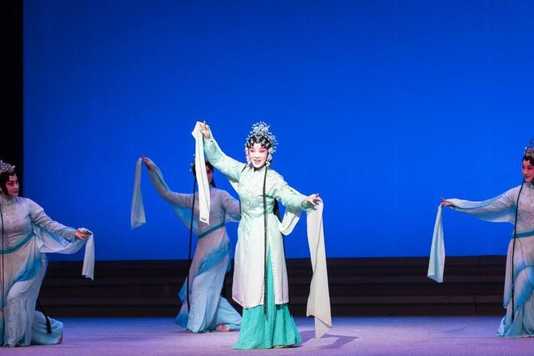 Watch Peking Opera at the National Center for the Performing Arts