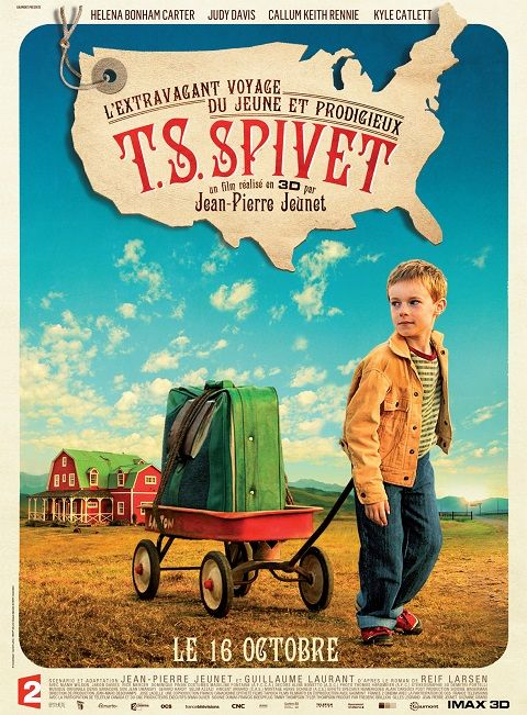 The Young and Prodigious T S Spivet 2013 FRENCH 720p BluRay x264-ULSHD
