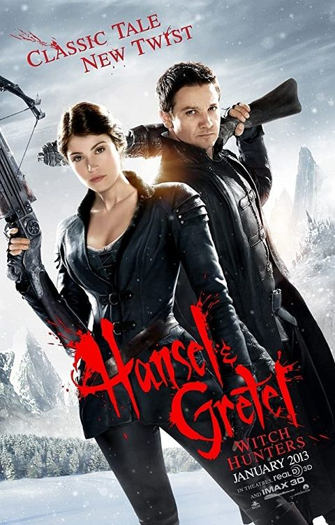 Hansel and Gretel Witch Hunters 2013 FRENCH BRRip XviD AC3-NoTag