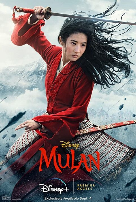 Mulan 2020 FRENCH WEBRip XviD AC3-NoTag