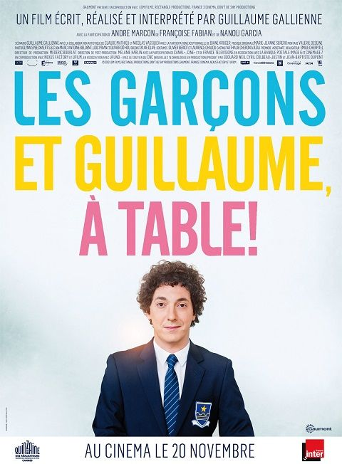 Les Garcons et Guillaume a Table 2013 FRENCH BRRip XviD AC3-NoTag