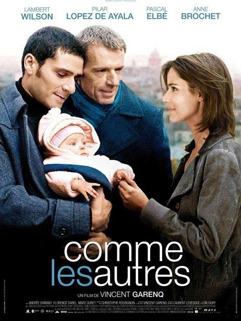 Comme les Autres 2008 FRENCH BRRip x264 AAC-BBer