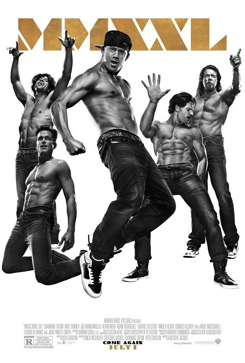 Magic Mike XXL 2015 FRENCH BRRip XviD AC3-NoTag