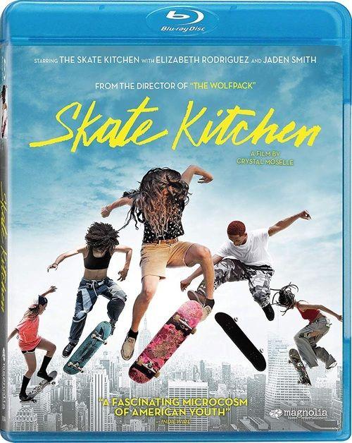 Skate Kitchen (2018) VOSTEN 1080p BluRay x264-LRL