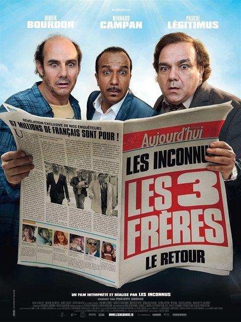 Les Trois Freres Le Retour 2014 FRENCH BRRip XviD AC3-NoTag