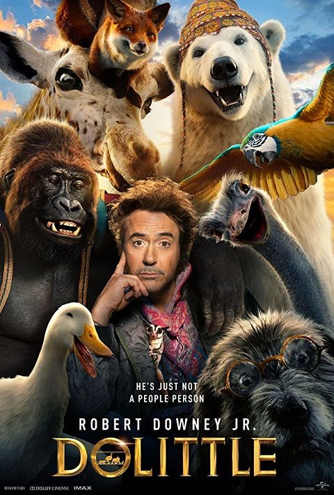 Dolittle 2020 FRENCH BRRip XviD AC3-NoTag