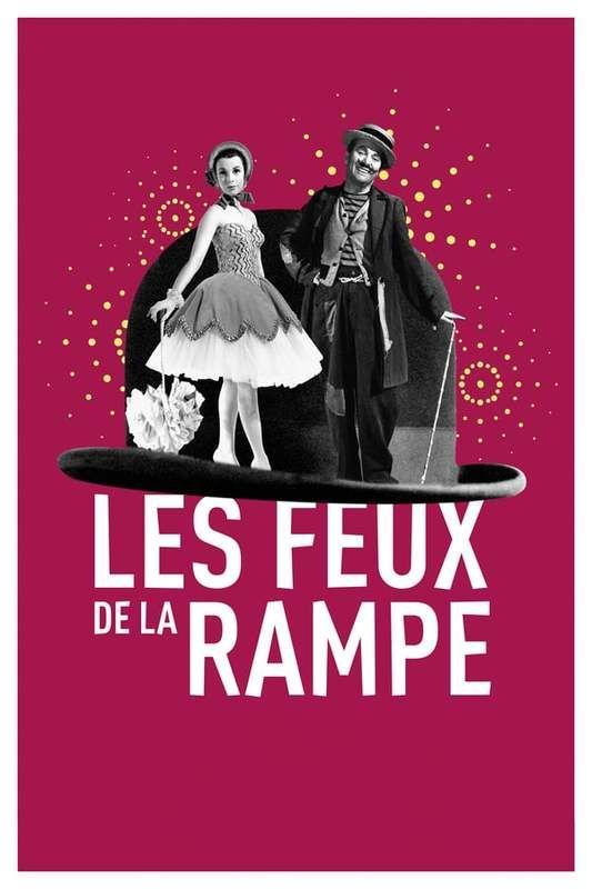 Les Feux de la rampe (1952) VOSTFR 1080p BluRay x264-LRL (Limelight)