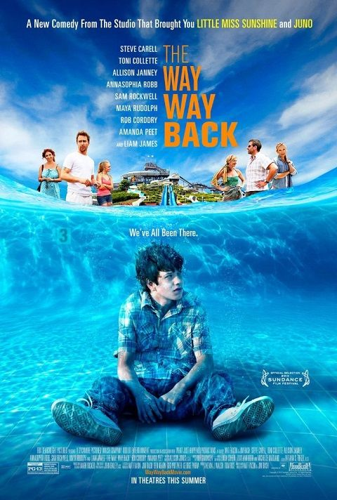 The Way Way Back 2013 FRENCH BRRip XviD AC3-NoTag