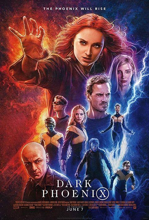 Dark Phoenix 2019 FRENCH BRRip XviD AC3-NoTag
