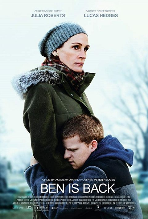 Ben is Back 2018 FRENCH BRRip XviD AC3-NoTag