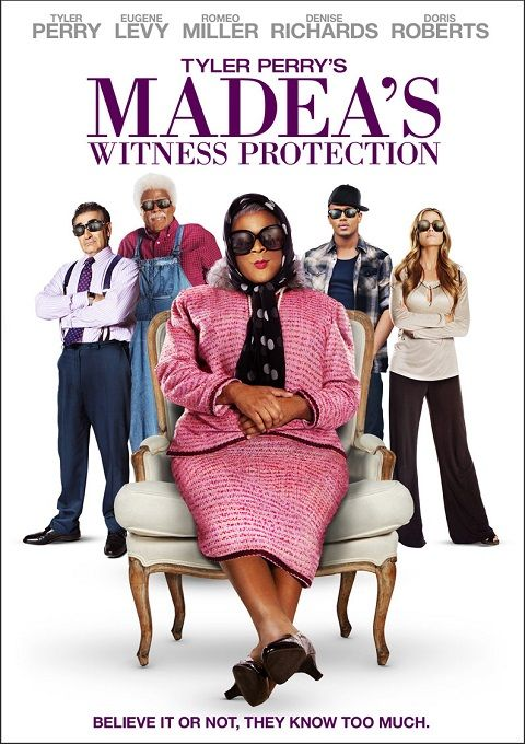Madeas Witness Protection 2012 FRENCH BRRip XviD-NoTag