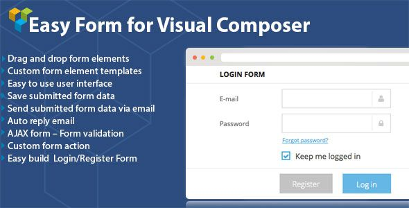 DHVC Form v1.4.29 – WordPress Form for Visual Composer