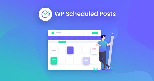 WP Scheduled Posts Pro v2.4.1 – 定期文章插件