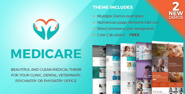 Medicare v1.1.4 – Medical & Health Theme