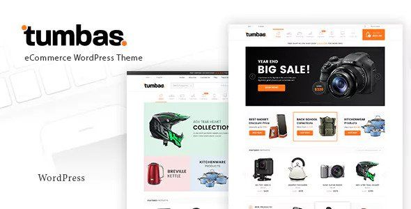 Tumbas v1.18 – 响应式WooCommerce WordPress主题