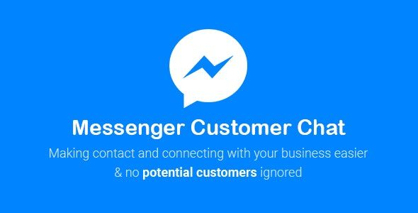 NinjaTeam Facebook Messenger for WordPress (实时聊天版) v2.3