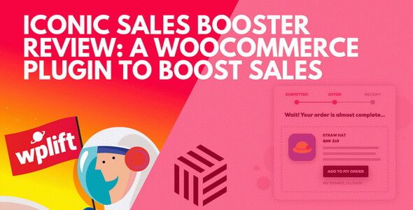 Iconic Sales Booster for WooCommerce v1.1 – 标志性销售助推器