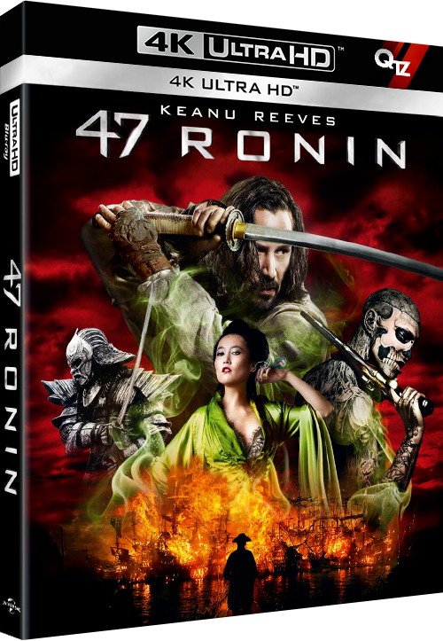 47 Ronin (2013) MULTi VFF 2160p 10bit 4KLight HDR BluRay AC3 5 1 x265-QTZ