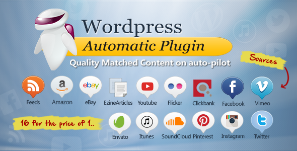 WordPress Automatic Plugin v3.30.0
