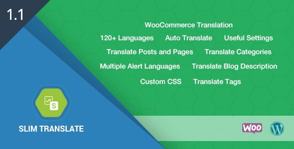 Slim Translate v2.0.2 – WordPress Translation Tool