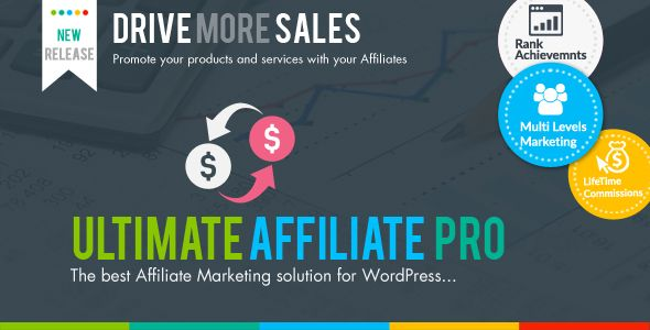 Ultimate Affiliate Pro v2.9 – WordPress Plugin