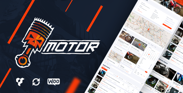 Motor 1.2.4 – Vehicles, Parts, Equipments and Accessories