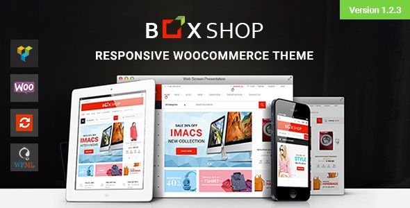 BoxShop v1.4.2 – Responsive WooCommerce WordPress Theme