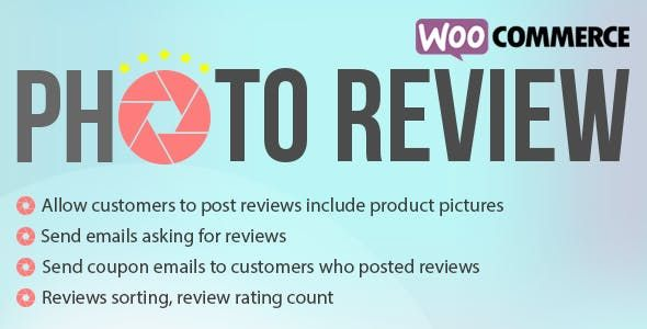 WooCommerce Photo Reviews v1.1.4.3 – 图片评论插件