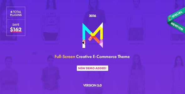 North v3.1.2 – Responsive WooCommerce Theme