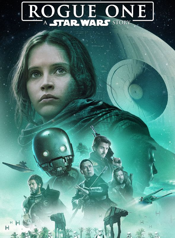 Rogue One : A Star Wars Story - 2016 - MULTI - WEBRIP - 2160P - 10BITS - 4K HDR - X265 - DTS