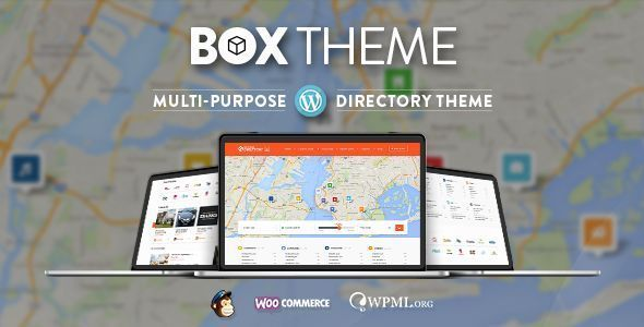 Directory v3.5.0 – Multi-purpose WordPress Theme