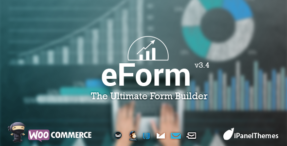 eForm v3.4 – WordPress Form Builder