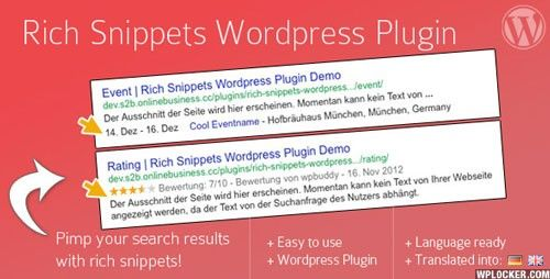 Rich Snippets WordPress Plugin v1.6.3