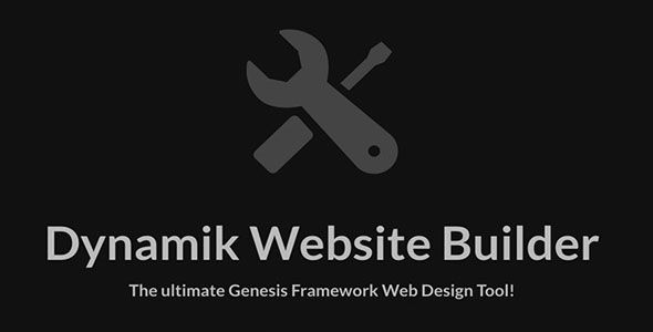 Dynamik Website Builder v2.6.2 - 网站构建器