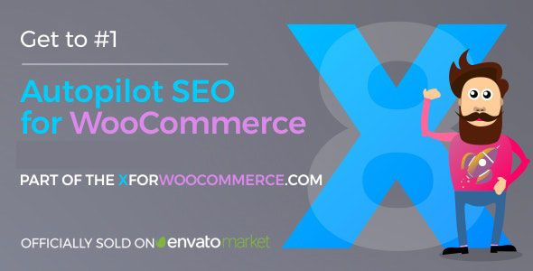 Autopilot SEO for WooCommerce v1.3.8 – 自动SEO插件