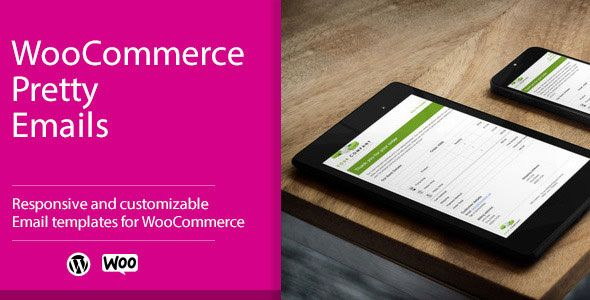WooCommerce Pretty Emails v1.7.2