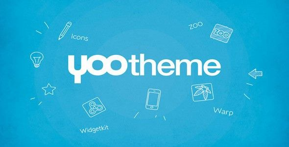 Yootheme All Themes Pack + Widgetkit – January 2016 Updates