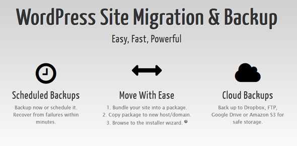 Duplicator Pro v3.2.1 – WordPress Site BackUp Plugin