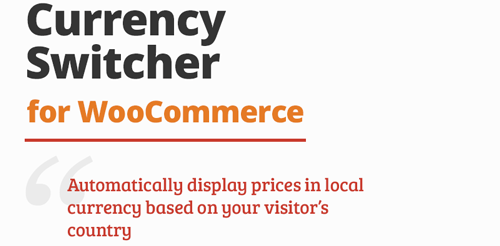 Aelia Currency Switcher for WooCommerce v3.9.13.161104