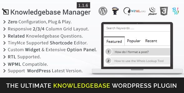 BWL Knowledge Base Manager v1.1.6
